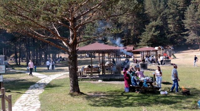 Bayramda milli parklar 1,7 milyon ziyaretçiyi ağırladı
