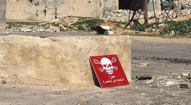 Doğu Gutada Esedin kimyasal saldırı düzenlediği iddiası