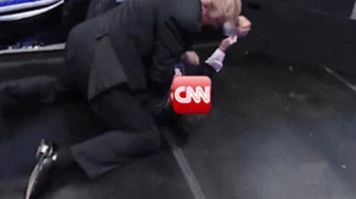 Trump CNNi dövdü