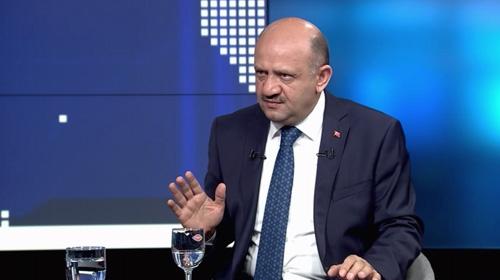 Milli Savunma Bakanı Işık TRT Habere konuk oldu