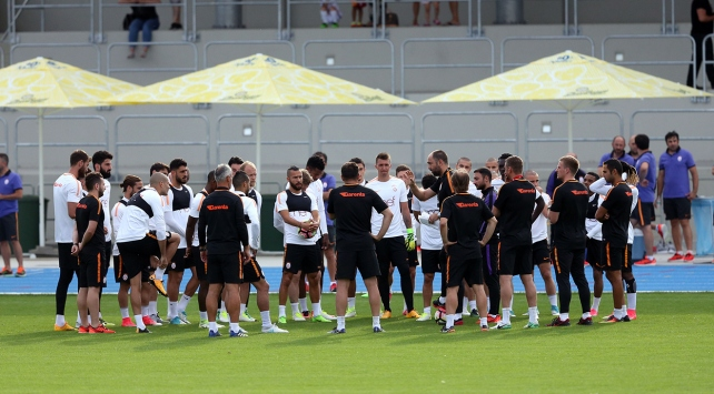 Galatasarayın Slovakya kampı uzadı