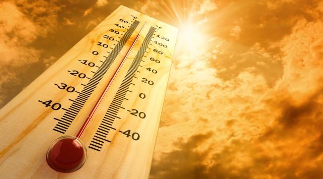 Doğuda sıcaklıklar mevsim normallerinin üzerinde seyrediyor
