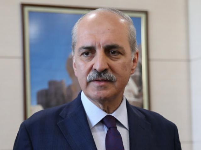 Kurtulmuş, TRTnin yeni Genel Müdürü İbrahim Ereni tebrik etti