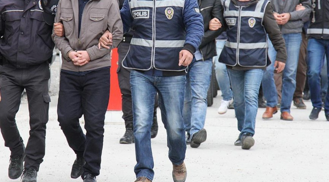 Afyonkarahisar merkezli FETÖ operasyonu: 35 gözaltı