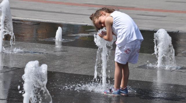 Güneydoğuda sıcak hava etkisini sürdürecek