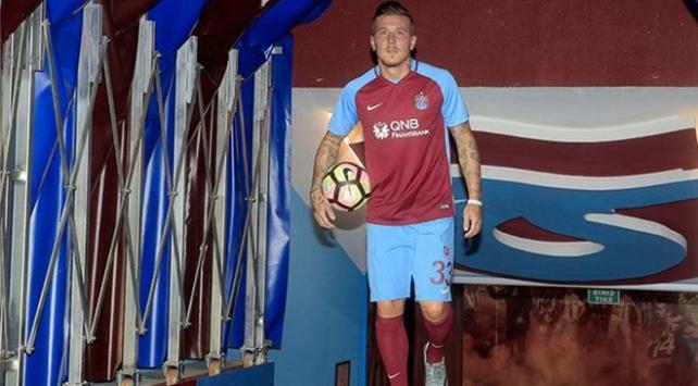 Trabzonsporun 121. yabancı futbolcusu Kucka
