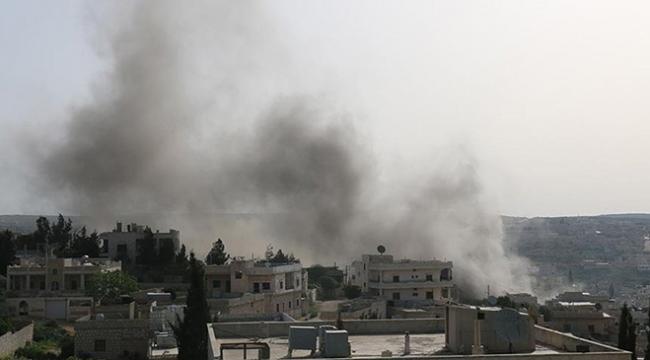 İdlibe hava saldırısı: Aynı aileden 10 kişi hayatını kaybetti