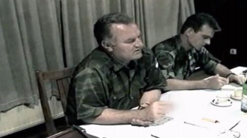 Hollanda askerinin Srebrenitsa itirafı