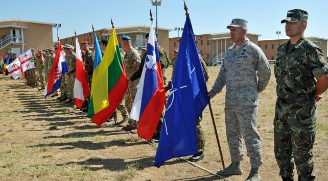 NATOnun Karadenizdeki en büyük yıllık tatbikatı SG17 başladı