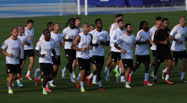 Galatasarayın Avrupa Ligi mücadelesi başlıyor