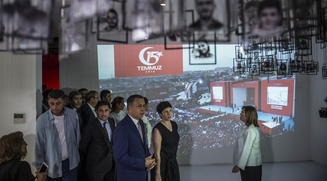 Gaziantepte 15 Temmuz Demokrasi Müzesi kuruldu