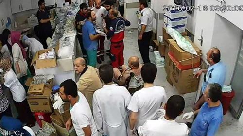 İşte 15 Temmuz darbe girişiminde hastaneler