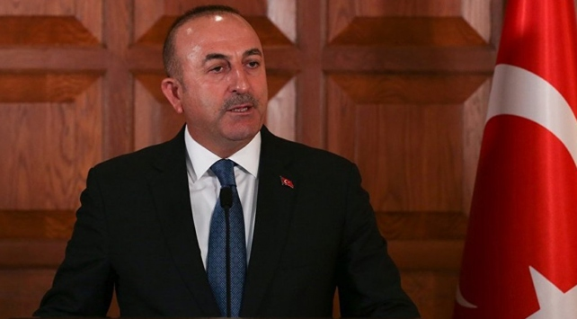 Dışişleri Bakanı Çavuşoğludan Rum kesimine tepki