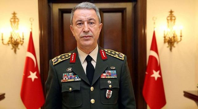 Genelkurmay Başkanı Akardan askeri tıp camiasına kutlama