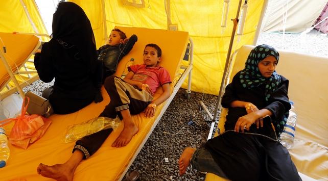 Yemene son 3 günde gönderilen tıbbi yardım 171 tona ulaştı