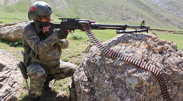 Tuncelide terör operasyonu: 10 terörist etkisiz hale getirildi