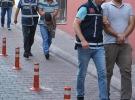 Malatya'da FETÖ operasyonu: 16 gözaltı