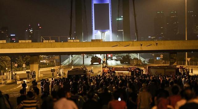 15 Temmuz Şehitler Köprüsü davasında dördüncü duruşma