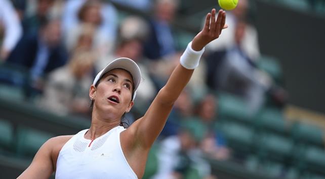 Wimbledonda şampiyon Muguruza