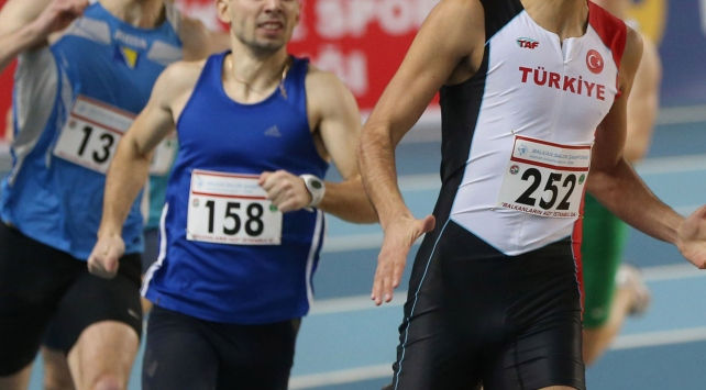 Balkan Atletizm Şampiyonasının ilk gününde millilerimiz 8 madalya kazandı