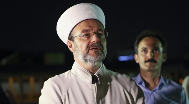 """""""Salaları, F16 seslerine karşı galip kılan Allaha hamdolsun"""""""