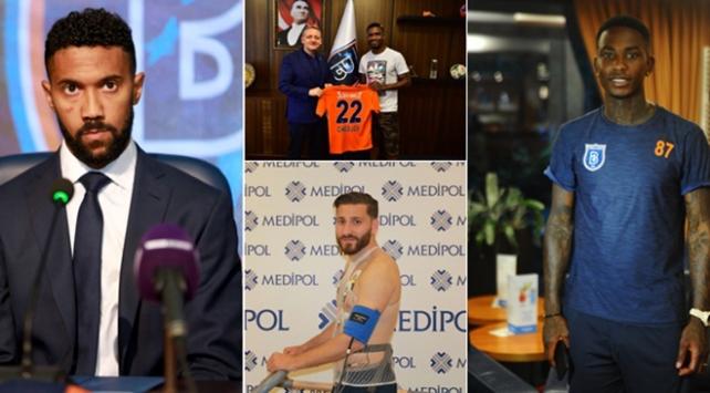 Medipol Başakşehir transfere doymuyor!