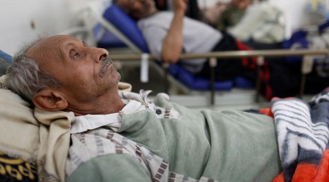 Yemendeki kolera salgını nedeniyle can kayıpları sürüyor