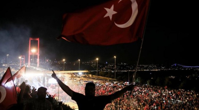 İhvandan Türkiyeye 15 Temmuz mesajı