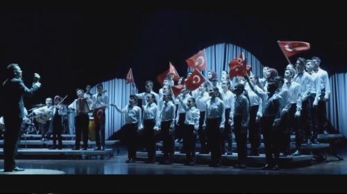 Gönülden Gönüle Müzik Topluluğundan Demokrasi Marşı