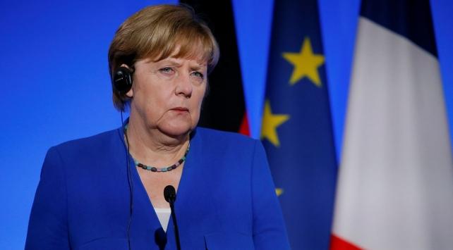 Almanya Başbakanı Merkelden Konya açıklaması