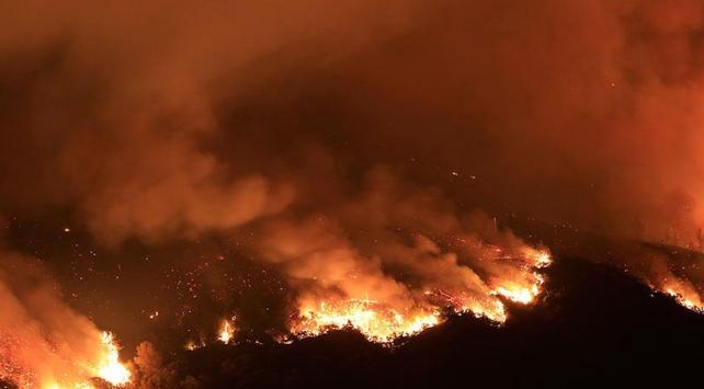 Kanadadaki orman yangını büyüyerek devam ediyor