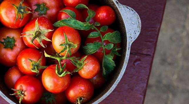 Kansere domates ile savaş açın