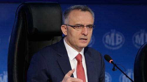 Maliye Bakanı bütçe rakamlarını açıkladı