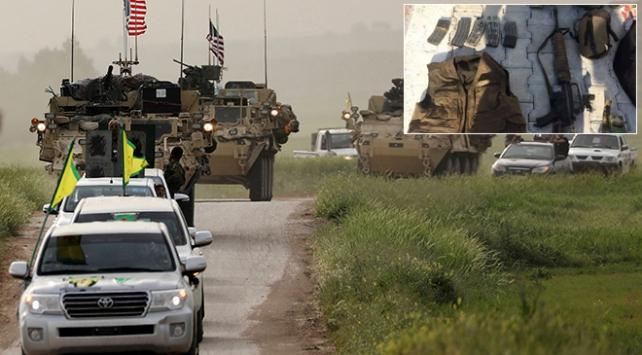 ABDden PKK/PYDye açık terör desteği