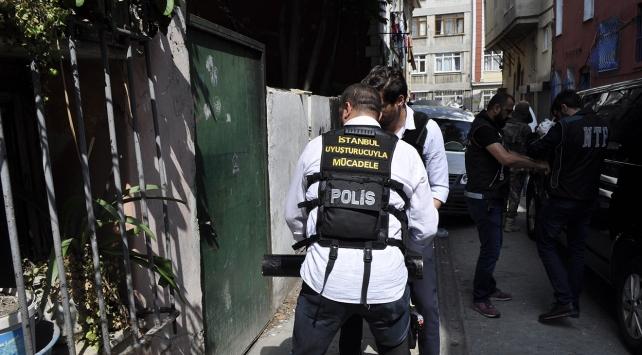 İstanbulda zehir tacirlerine göz açtırılmıyor