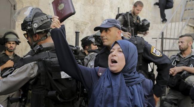 Türkiyeden işgalci İsraile kınama
