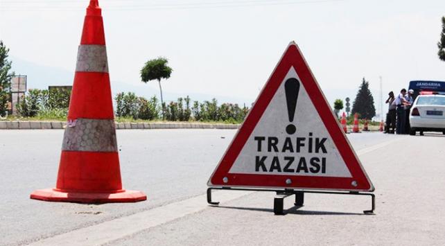 Türkiyede kaza bilançoları açıklandı