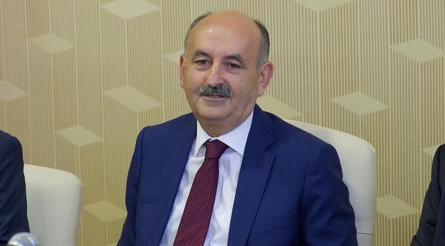 Bakan Müezzinoğlundan işsizlik rakamlarına ilişkin açıklama
