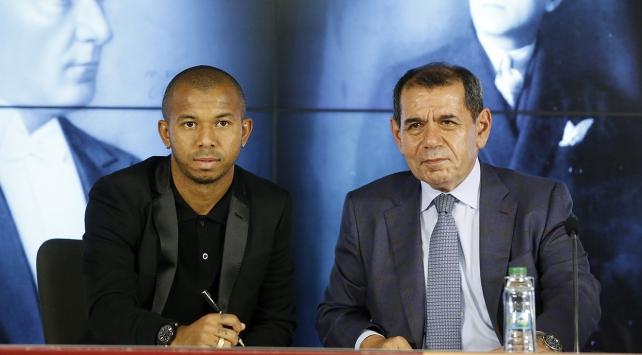 Mariano Ferreira Filho resmen Galatasarayda