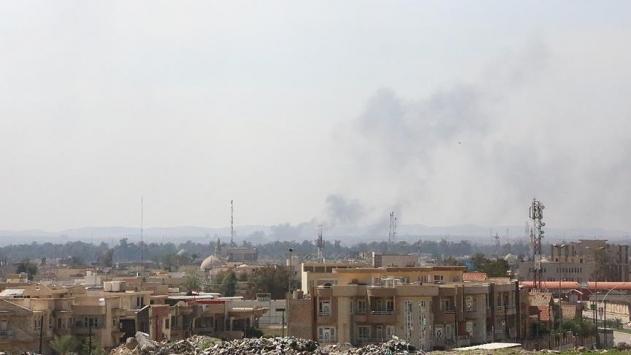 DEAŞ ablukasındaki 20 bin sivil ölüm tehlikesi yaşıyor
