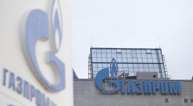 Gazpromun Türkiyeye doğalgaz ihracatı arttı