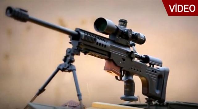 Milli keskin nişancı tüfeği Bora-12