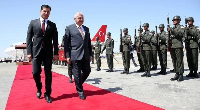 Yıldırım, Kıbrıs Barış Harekatının yıldönümü etkinliklerine katılacak