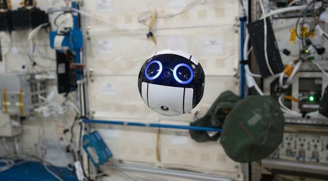 Japonyanın insansız uzay aracından ilk kare
