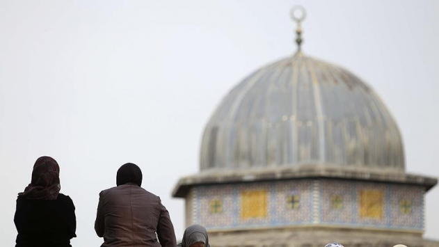 İsrail Mescid-i Aksayı bölmeyi hedefliyor