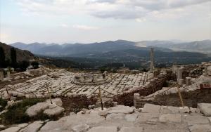 Sagalassos Antik Kentindeki kazı çalışmaları
