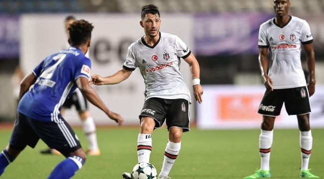 Beşiktaş, Çindeki hazırlık maçında yenildi