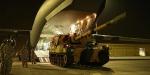 28 kişilik topçu bataryasının Katara intikali tamamlandı