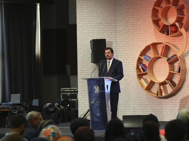 """""""Geleceğim Sosyal Bilimler Zirvesi"""" İstanbulda düzenlendi"""