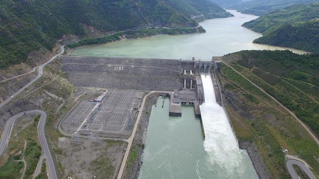 Barajlardaki doluluk oranları ölçüldü